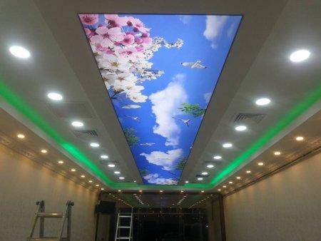 Gergi Tavan büyükçekmece gergi tavan imalat ve montaj merkezi